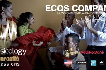 """Ecos Company"" kubanski flamenko spektakl u Beogradu"