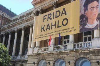 Izložba slika Fride Kalo u Budimpešti
