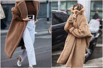 Tedi – najpopularniji kaput na Instagramu
