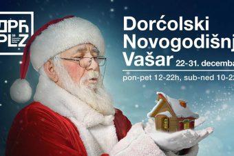 Ovog vikenda se otvara Dorćolski Novogodišnji vašar