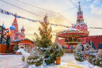 Ruska novogodišnja bajka