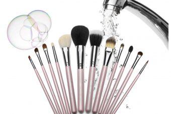 Efikasan način čišćenja četki za šminkanje