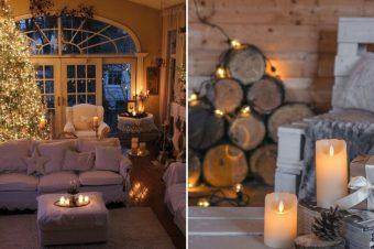 Mirišljave sveće za toplu atmosferu u vašem domu