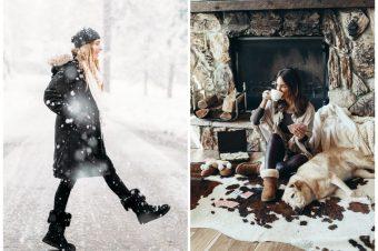30 pari toplih čizama za uživanje u zimi
