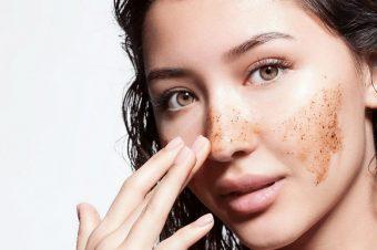 Napravite domaći piling za čišćenje lica