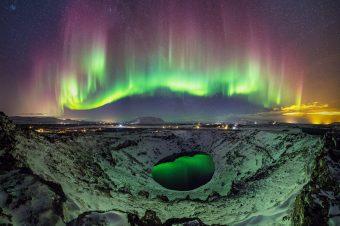 Najbolja mesta za uživanje u polarnoj svetlosti