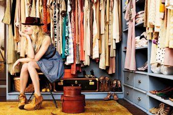 5 koraka do savršeno uređenog garderobera