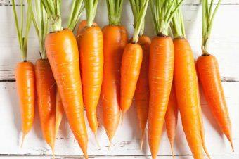 Zašto treba jesti šargarepu svakoga dana