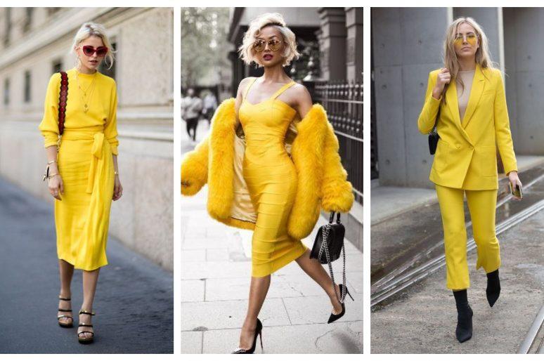 Ovog proleća nosićemo žutu