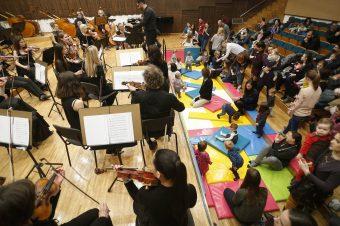 Besplatni koncerti Beogradske filharmonije namenjeni bebama