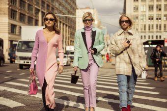 Šta se nosilo na ulicama Njujorka za vreme nedelje mode