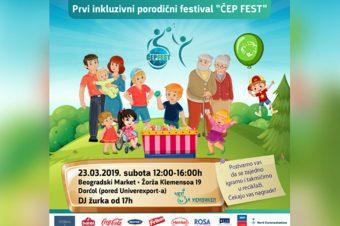 """Čep fest"" – Prvi inkluzivni ekološki festival u Beogradu"
