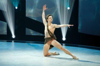 Čuveni baletan Sergej Polunjin nastupa u Narodnom pozorištu