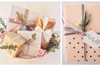 Zanimljive ideje za pakovanje poklona