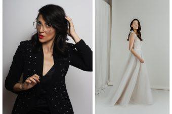 Tijana Žunić kreira venčanice za moderne mlade