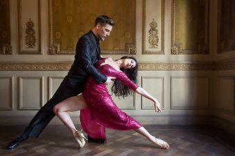 Svečano plesno veče u Beogradu
