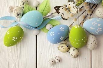 Tehnike šaranja instagramičnih uskršnjih jaja