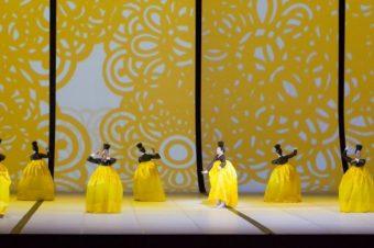 Nacionalni plesni ansambl Koreje sutra u Sava Centru
