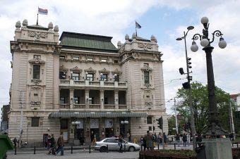 """Premijerno izvođenje predstave """"Nečista krv"""" u Narodnom pozorištu"""