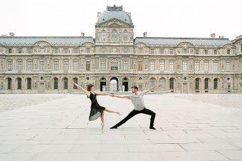 "Besplatni baletski performans ""La Vie Parisienne"""