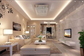 Fotografije koje će vas inspirisati na luksuzno i moderno uređenje dnevne sobe