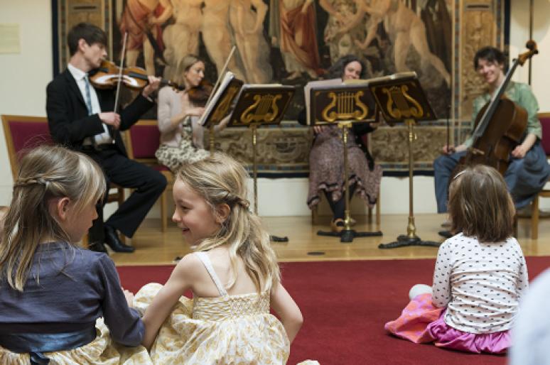 """""""Artysh Kid"""" – koncert za decu od 3.5 i 4 godine"""