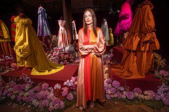 Roksanda Ilinčić otvorila modnu izložbu u Beogradu
