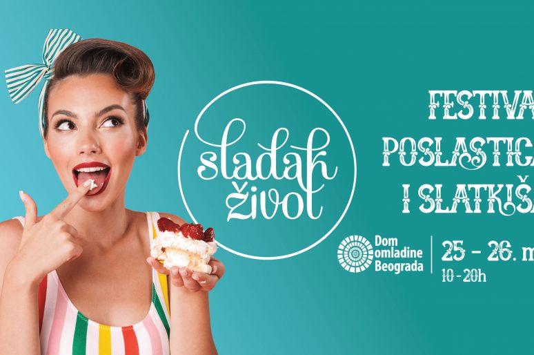 Ovog vikenda očekuje nas Festival poslastica i slatkiša