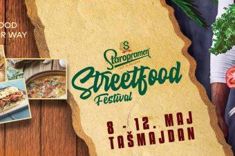 """Street Food Festival"" na Tašmajdanu – brza hrana na zdrav način"
