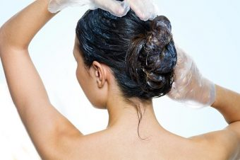Maska od kvasca za brži rast i protiv opadanja kose