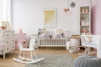 Kako urediti dečiju sobu