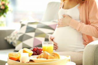 Kako se hraniti u trudnoći