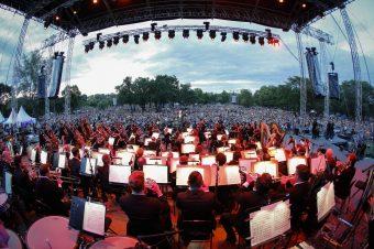 Beogradska filharmonija na otvorenom – Diznijeva fantazija