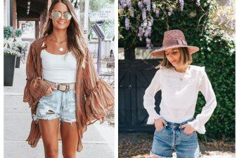 Teksas šorc – letnji modni klasik