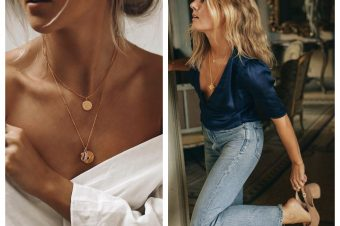 Zlatni lančić – savršen dodatak preplanulom telu