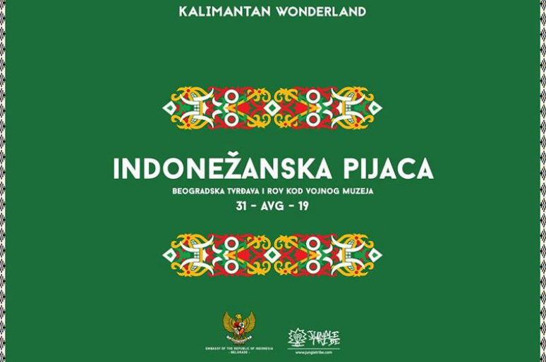 Indonežanska pijaca na Kalemegdanu