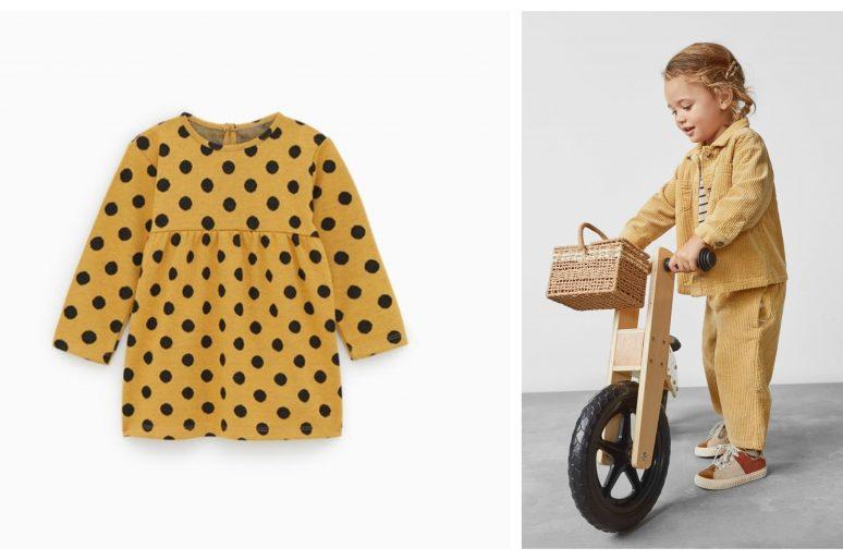 Zara jesenja kolekcija: Najlepši komadi za vaše najmlađe