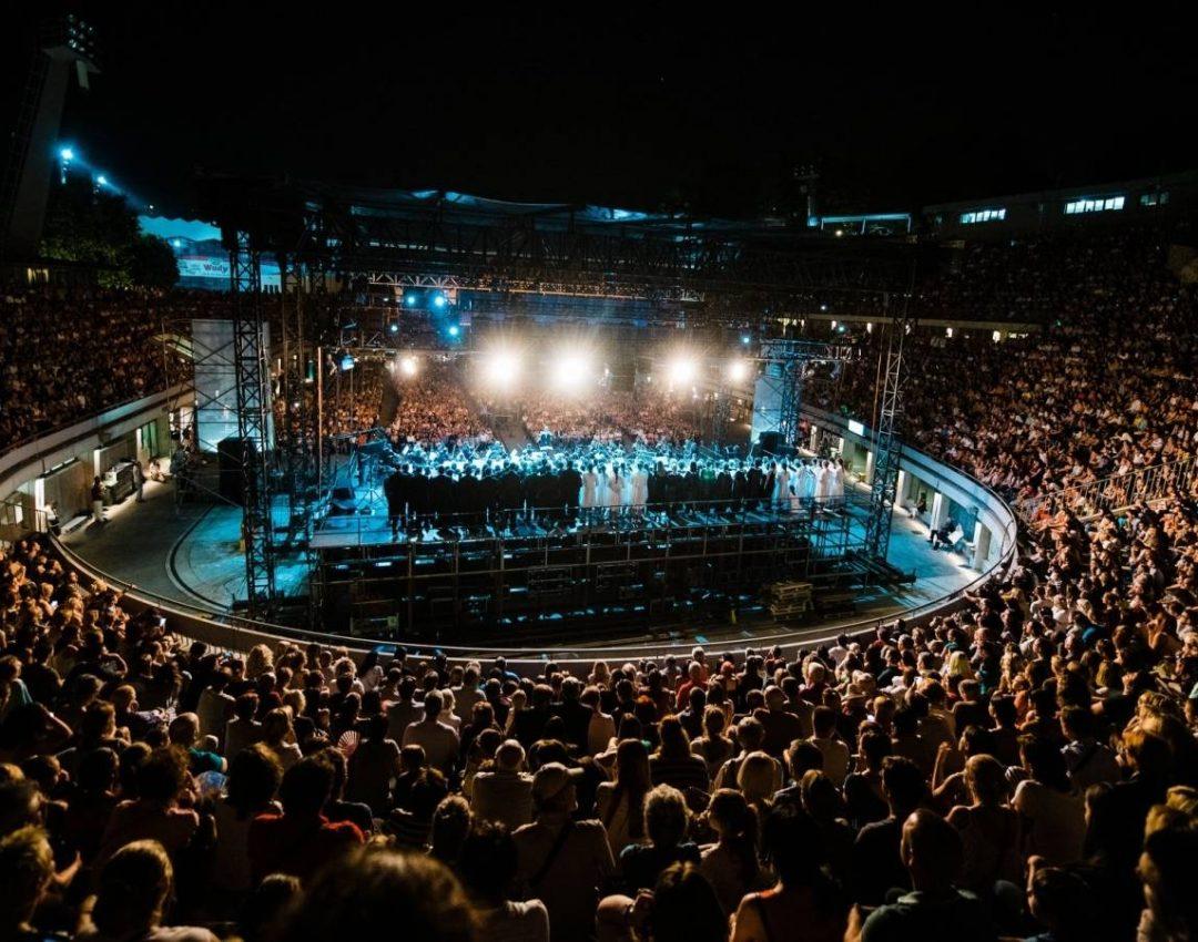 Noć muzike u Beogradu