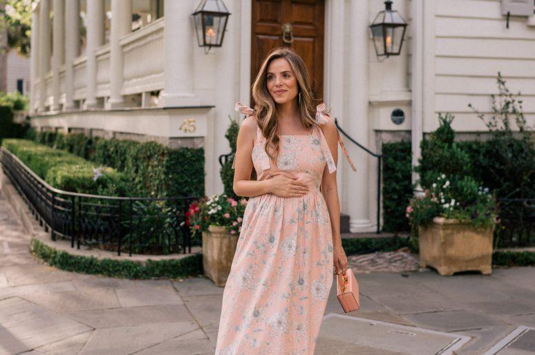 Romantične haljine američke blogerke