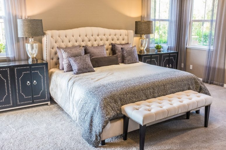 Ideje za dekorisanje romantične spavaće sobe