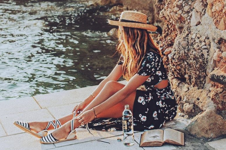 Letnje odevne kombinacije blogerke Džulie Sarinana
