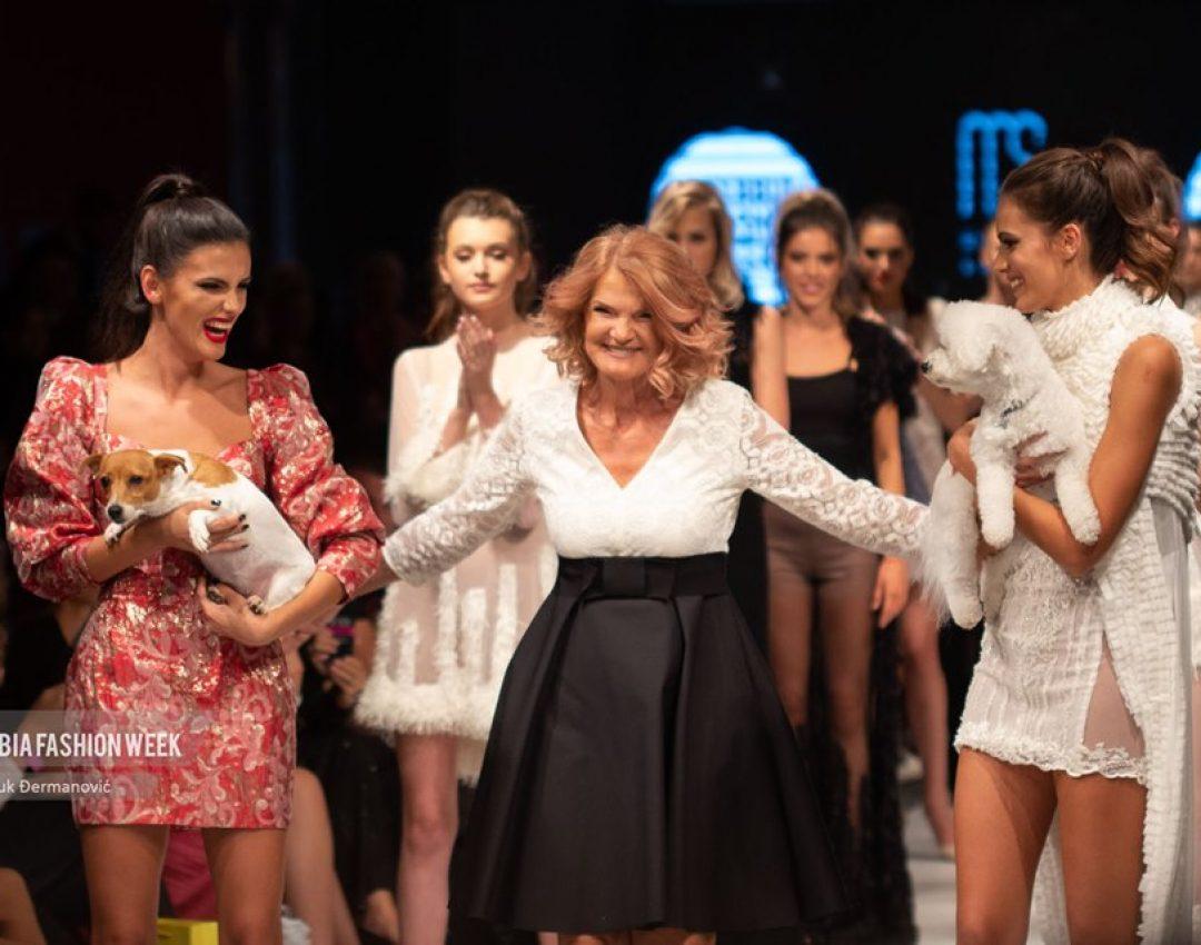 Revija Marije Šabić obeležila treće veče Serbia Fashion Weeka
