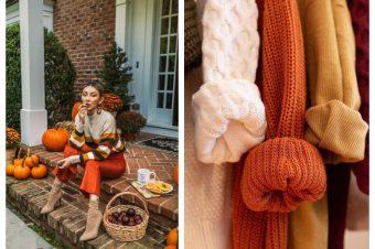 Kako nosimo boje jeseni