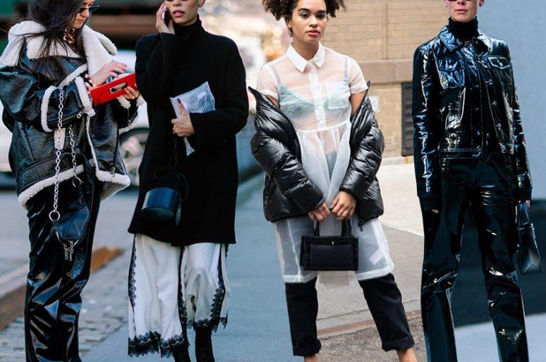 Kako blogerke nose crno bele autfite