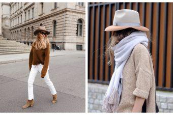 Šešir – najelegantniji jesenji modni dodatak