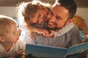 Poznate tate ovog vikenda čitaju bajke