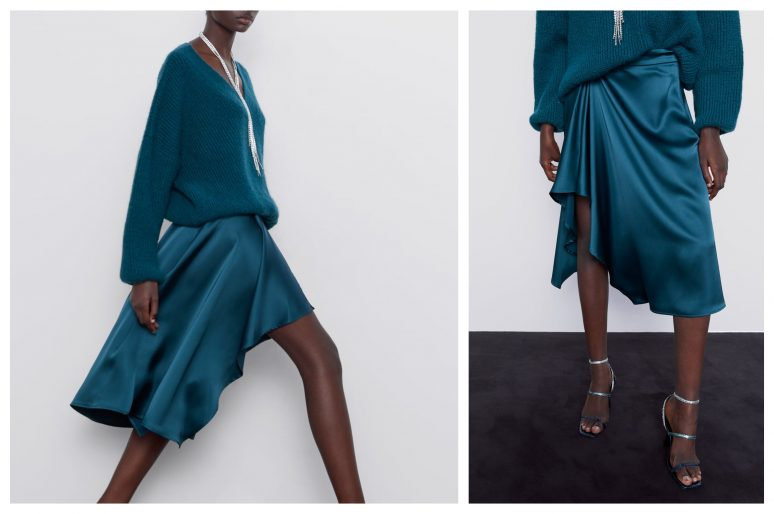 Ove zime potražite svoju omiljenu suknju u Zari