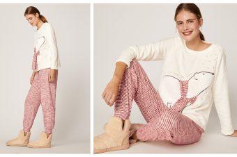 Savršena kolekcija prazničnih pidžama iz Oysho-a