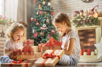 Koliko je novogodišnjih poklona potrebno deci