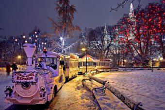 Božićna čarolija u Beču